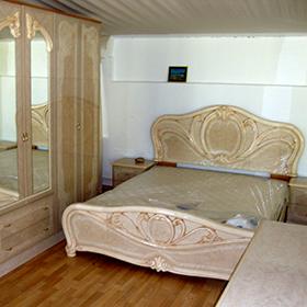 Camere da letto, Mobila Komponent